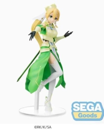 Sega SPM SAO: Alicization War of Underworld Leafa (Earth Goddess Terraria Ver)